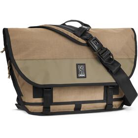 Chrome Buran III Messenger Bag, stone grey